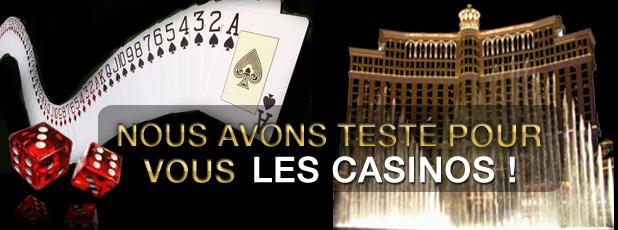 casino listings fr