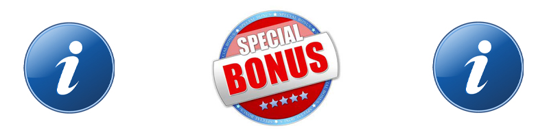 Plus d'informations sur les bonus casino