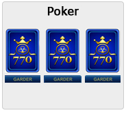 Image machine à poker