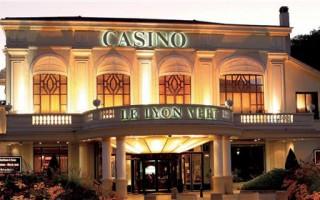 Casino le Lyon Vert de la tour de Salvany