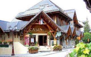 Casino de Megève Mont Blanc