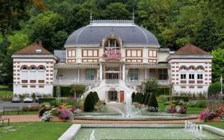 Casino de New Castle de Challes-les-Eaux