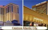 Mauvais été pour les casinos d'Atlantic City