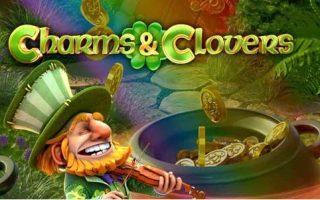 Charms & Clovers la nouvelle machine à sous de BetSoft