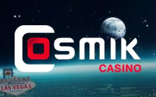 Telecharger CosmikCasino (Jackpot de +885 000 Euros !)