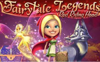 Fairytale Legends, le nouveau jeu de NetENT