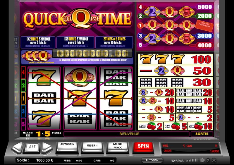 bonus sans dépôt dans le casino russe
