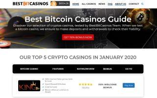 BestBitCasinos, le site de casinos bitcoin par excellence